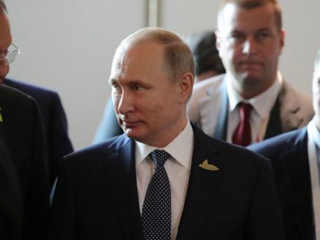 Trump-Putin in first showdown at fractious G20 summit