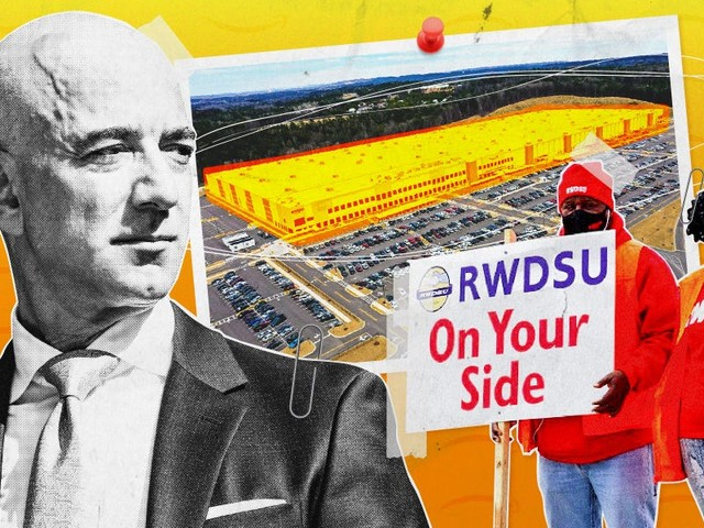 Amazon's victory against a union drive in Alabama proved workers want better workplaces, but America's labor laws are too broken to help them get that, experts say (AMZN)