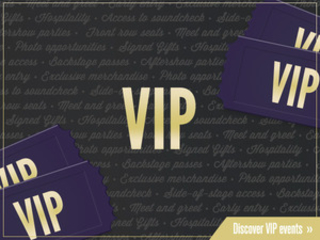 Paul Simon: Take a look at the latest VIP packages