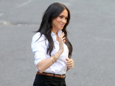 Duchess Meghan: I stay off social media for self-preservation
