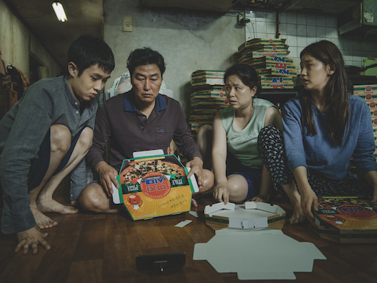 'Parasite' Sets Foreign Language Record at Indie Box Office