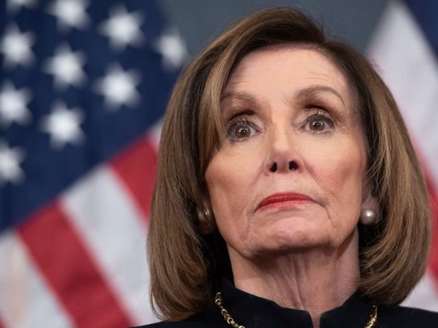 Nancy Pelosi is considering delaying a full trial on Trump's impeachment, a power play to force concessions from the GOP