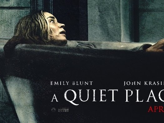 """Movie Review: """"A Quiet Place"""" Is Worth Making Some Noise About (MILD SPOILERS)"""