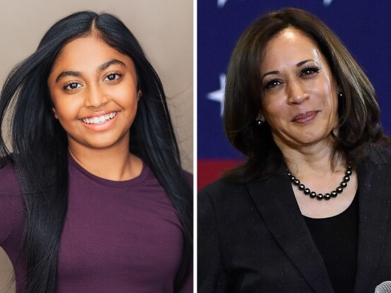 'Mighty Ducks' Actress, Inspired by Kamala Harris, Explains the Power in Her Own Name (Guest Blog)