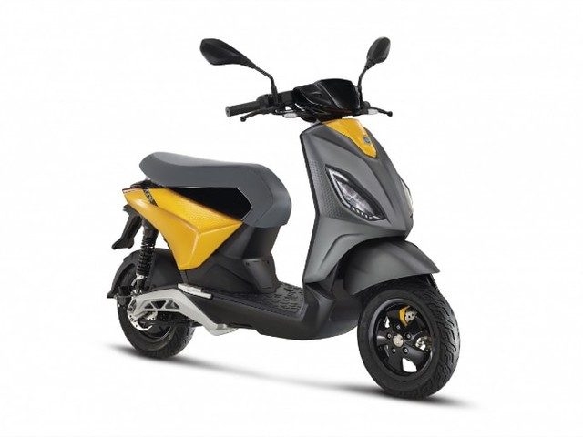 Piaggio One Electric Scooter Variant Details Revealed