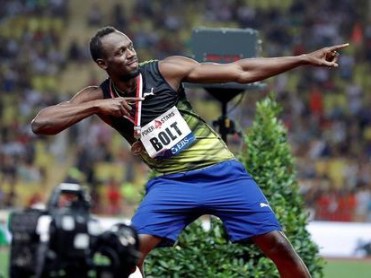 Athletics-Never bet against Bolt, says Bailey