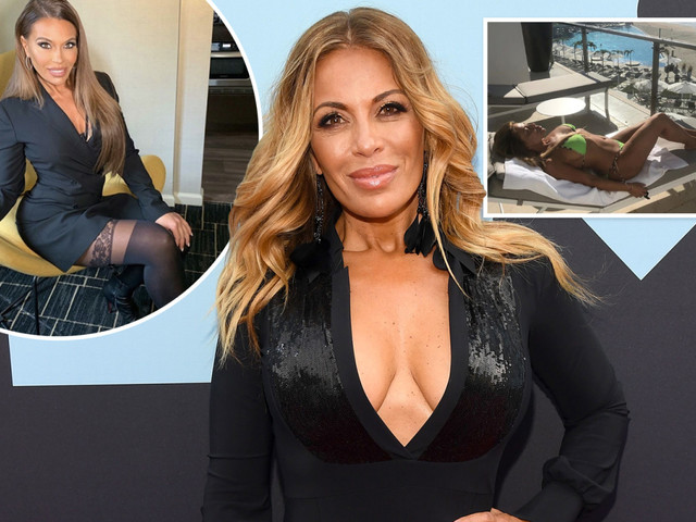 RHONJ's Dolores Catania says she had 'tummy tuck' after she 'lost 25 lbs' but still wasn't 'comfortable' with her body
