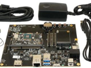 SBC kit runs Linux on a quad -A53 i.MX8M SoC