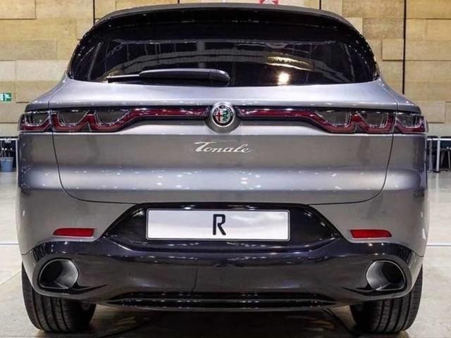 New Alfa Romeo Tonale: 2020 production car leaks online