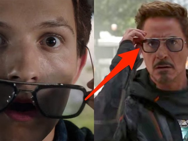 7 details you may have missed in the new 'Spider-Man: Far From Home' trailer