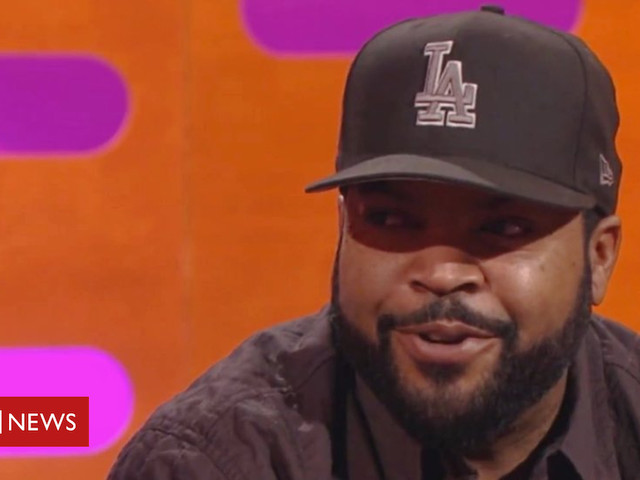 Rapper Ice Cube name-checked by MP in basketball debate