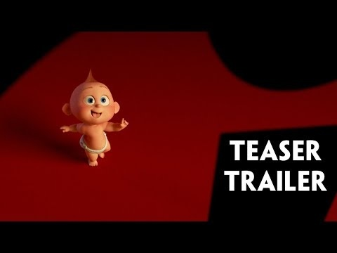 It's Back! Watch The First Trailer For Incredibles 2 HERE!