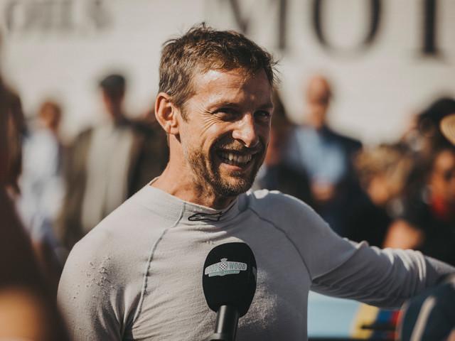 Jenson Button on the excitement around Radford