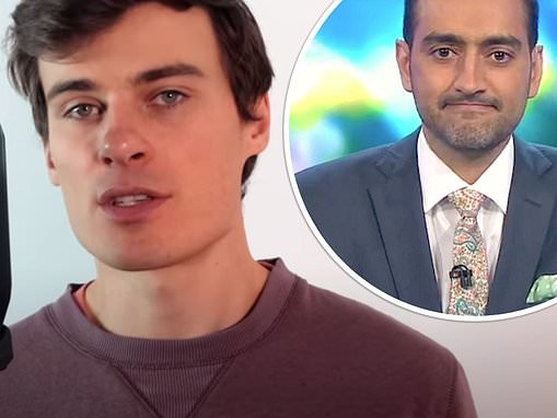 YouTube star Friendlyjordies slams Waleed Aly and The Project