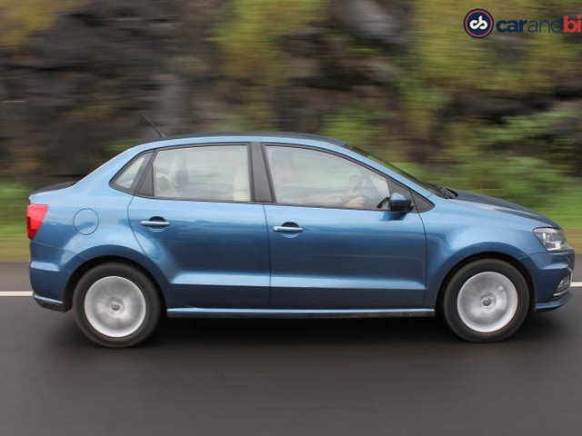 Volkswagen Ameo Highline Plus Trim To Be Launched; Priced From 7.45 Lakh