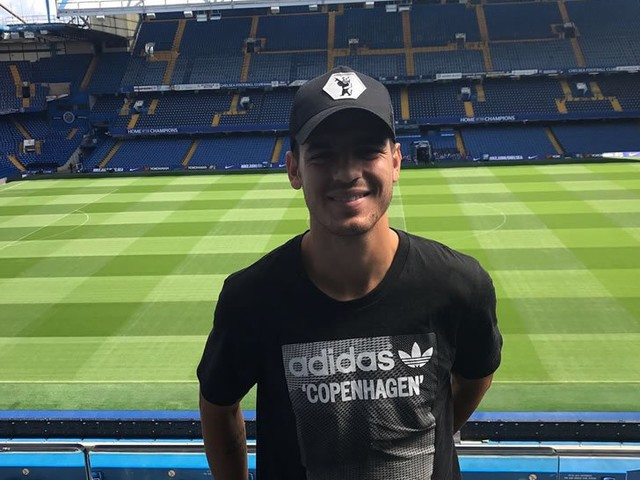 Photo: Alvaro Morata sends message to Chelsea fans after Burnley loss