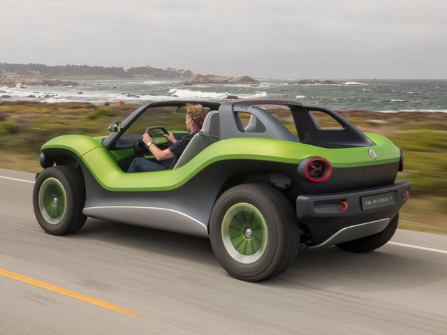 First drive: Volkswagen ID Buggy concept