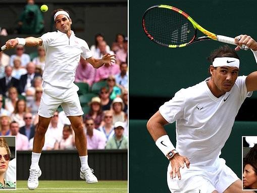 Roger Federer and Rafael Nadal resume Wimbledon rivalry