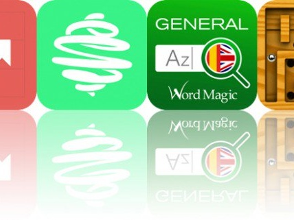 Today's Apps Gone Free: Currency, Draw in 3D, English Spanish Dictionary and More