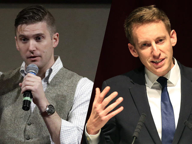 Politician Jason Kander Puts Down 'Alt-Right' Leader Richard Spencer Over 'Cabaret' Tweet