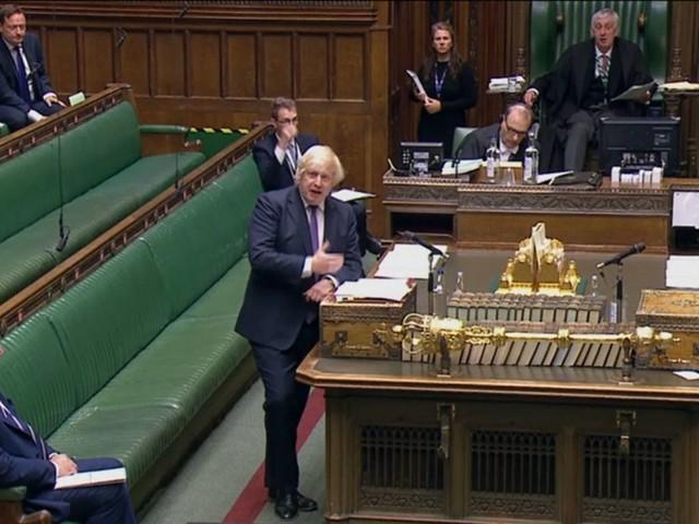 Boris Johnson denies 'lost week' in imposing Leicester lockdown amid PMQs clash with Keir Starmer