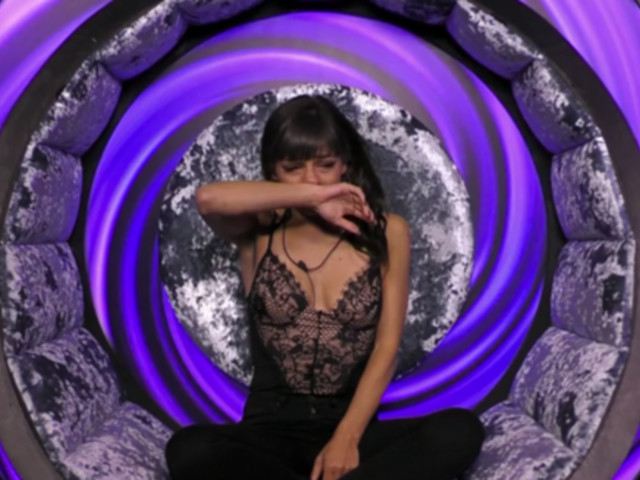 Roxanne Pallett Leaves The 'Celebrity Big Brother' House Following 'Punch' Row With Ryan Thomas
