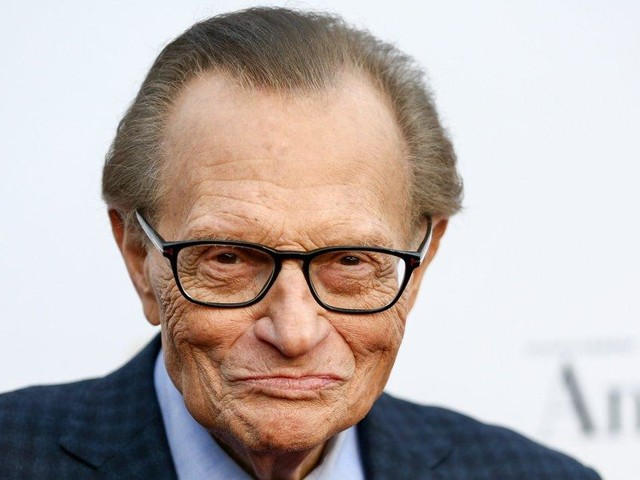 Larry King reveals lung cancer diagnosis, surgery