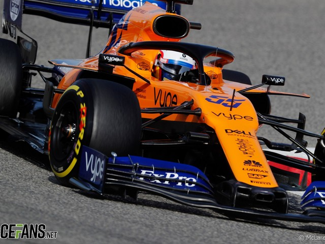 McLaren not considering Renault its 'first target' | 2019 F1 season