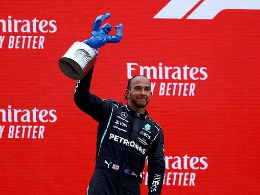 Lewis Hamilton insists that he did the 'best job he could' at the French Grand Prix