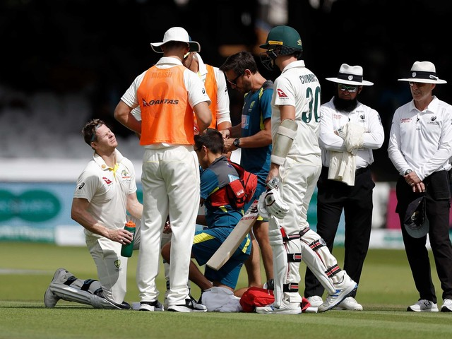 Ashes 2019: Steve Smith ruled out of day five and also set to miss third Test through concussion