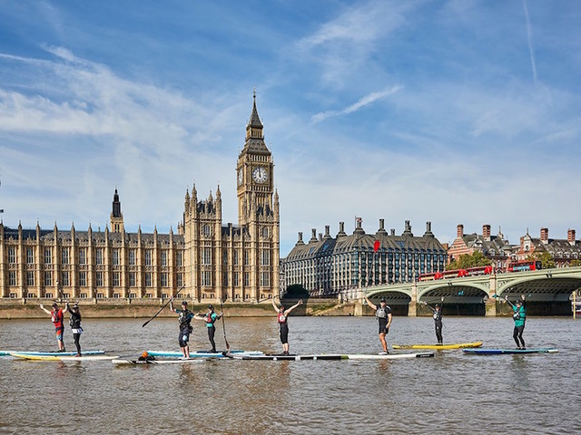 Regatta London: The Tide Will Be Stopped For Thames Paddlesports Event