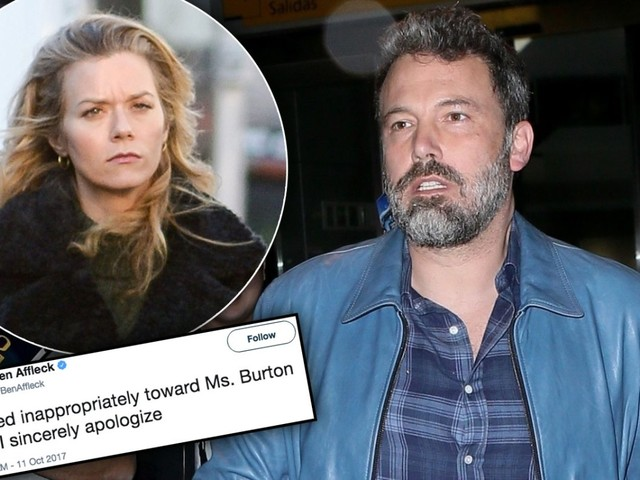 Ben Affleck Apologizes To Hilarie Burton After Groping Breast: 'I Acted Inappropriately'