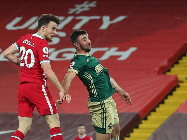 5 talking points as Diogo Jota header earns Liverpool victory over Sheffield Utd