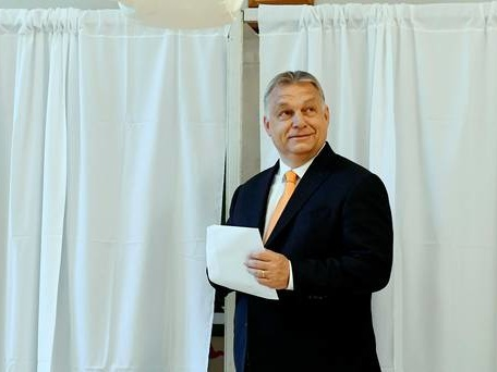 Hungarian leader hopes for shift on migration