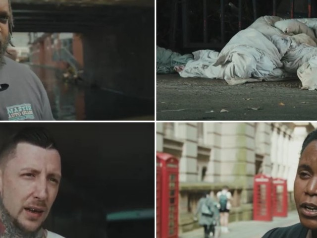 Watch new film that reveals the brutal reality of homelessness in Birmingham