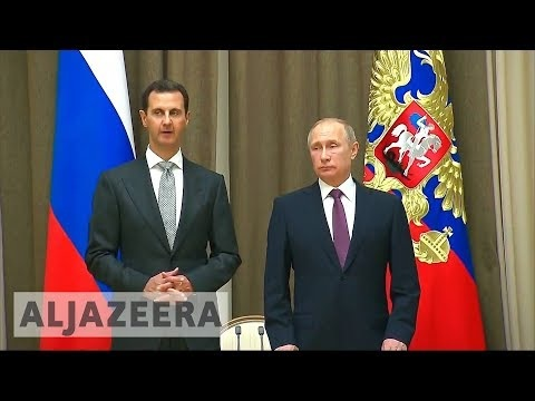 Russia's Putin Wins Over Iran and Turkey To Support New Syria Peace Effort