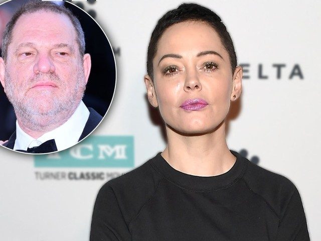 Harvey Weinstein 'Raped Me' Rose McGowan Claims Amazon Ignored Her Pleas
