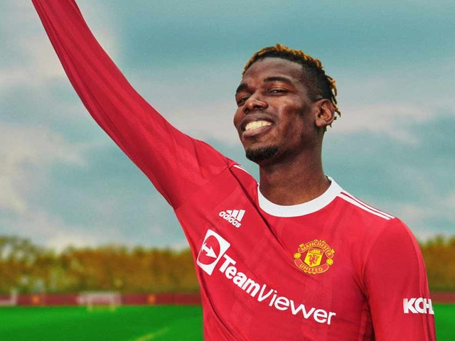 'A very good guy': Paul Pogba sends message to Man United fans about signing