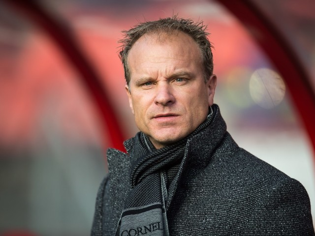 Arsenal legend Dennis Bergkamp admits 'it hurts' watching old club fall so far behind Man City and Liverpool and dreams of Gunners return