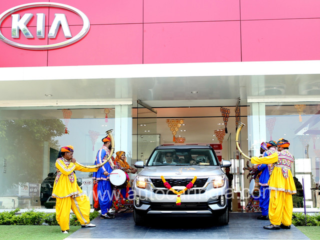 Kia Motors India's SUV, MPV market share increases to 7.43 percent