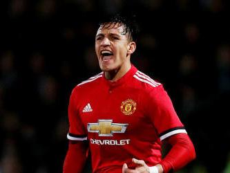 Sanchez eager for return to free-scoring United - Solskjaer