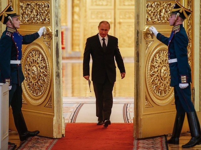 Why Vladimir Putin's 'presidency for life' may prove more short-lived