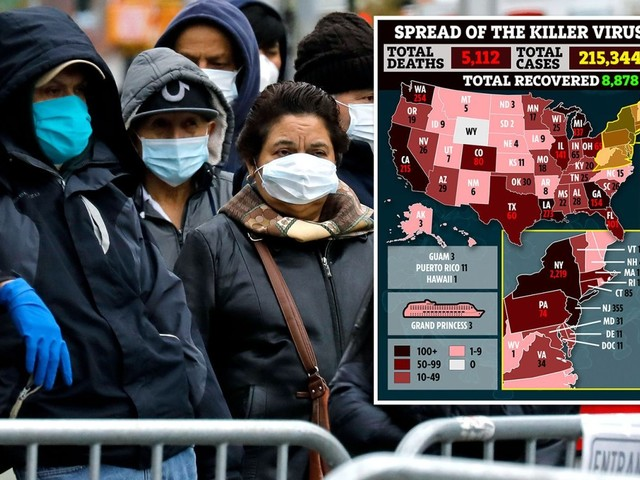 Trump says people can decide whether or NOT to wear coronavirus masks 'despite upcoming CDC guidance saying they should'
