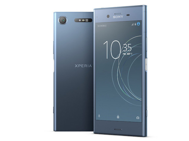 Xperia XZ1: Sony spies with its MotionEye something beginning...