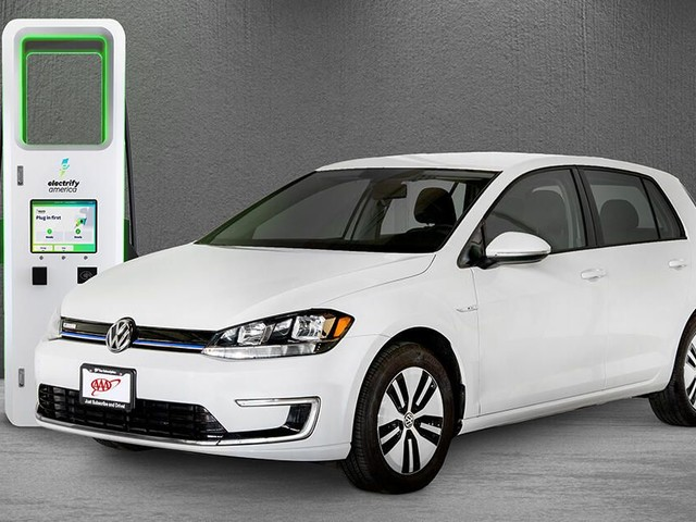 Subscribe to an electric Volkswagen Golf for just $11 a day - Roadshow