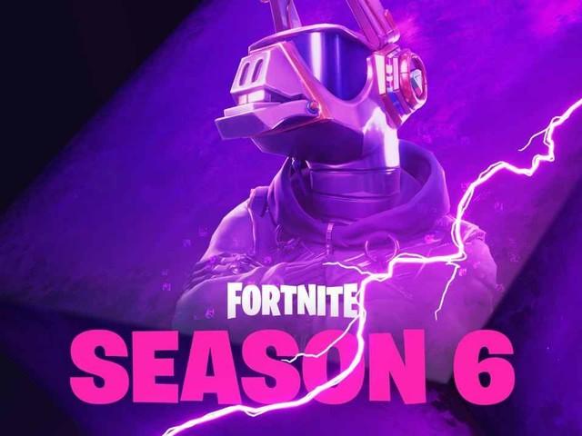 Fortnite Season 6 First Tease Is a Purple, DJ Llama Skin