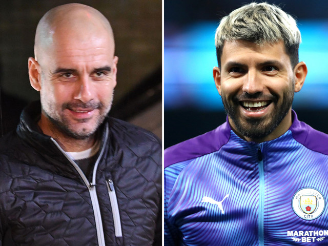 Guardiola admits Man City will NEVER be able to replace Aguero as striker nears exit