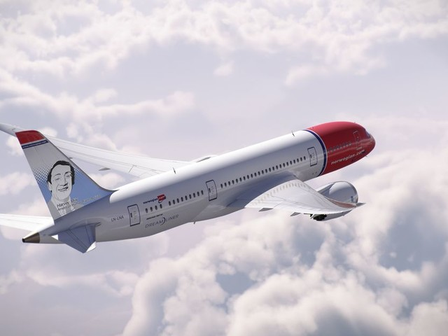 Harvey Milk becomes the newest of Norwegian's tail fin heroes
