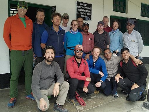 Police find bodies of seven climbers, including Britons, who went missing on mountain in India