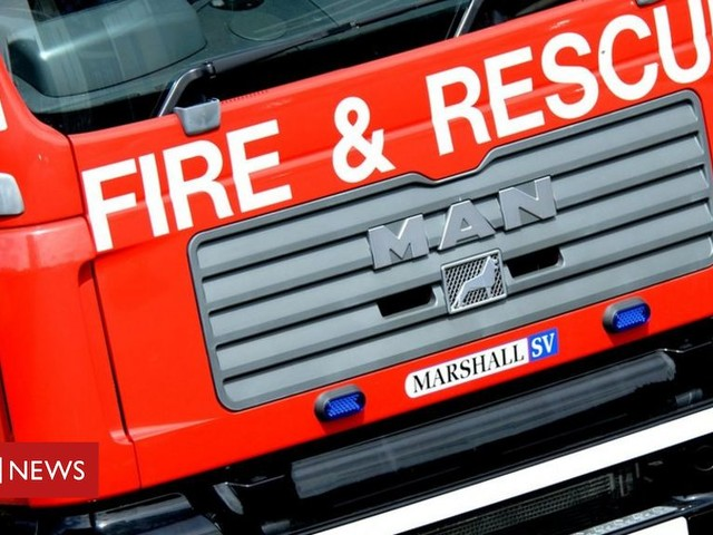 Dungannon neighbours help to put out flat fire after arson attack